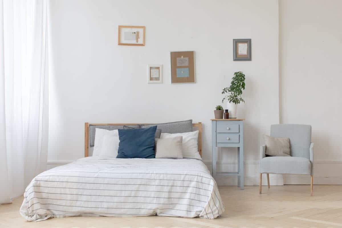 Soverom, stue og andre rom - renhold