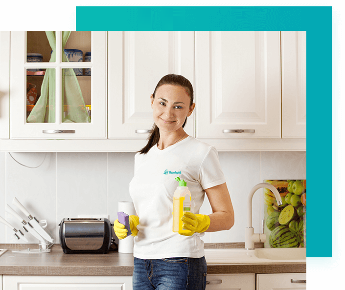 Privat hus rengjoring - daglig renhold