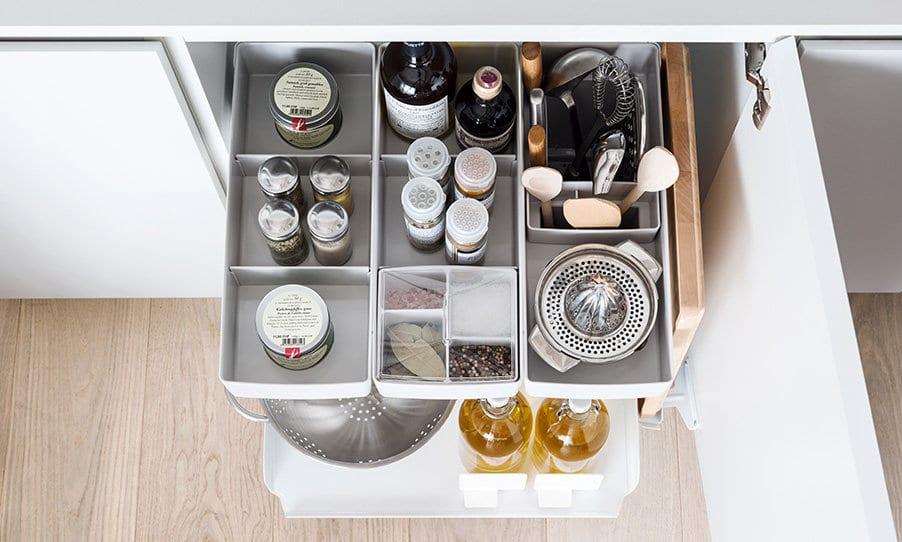 Smarte tips til kjøkkenet