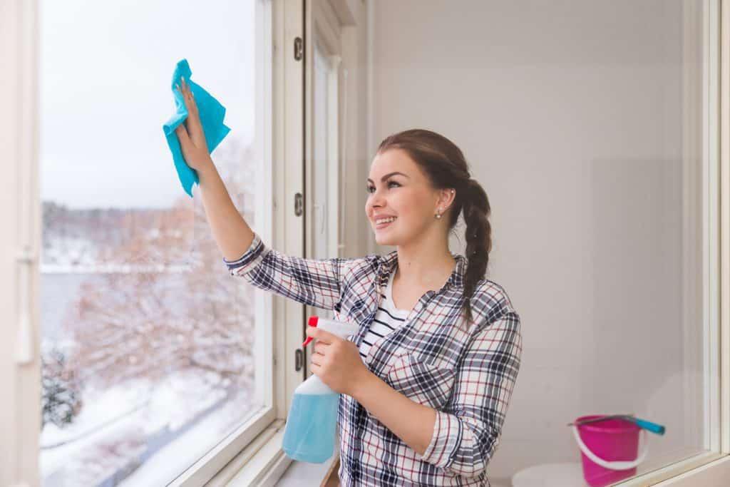 vindusvask vaskehjelp